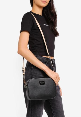 9d42380f33 Buy Guess Kamryn Top Zip Crossbody Bag Online on ZALORA Singapore