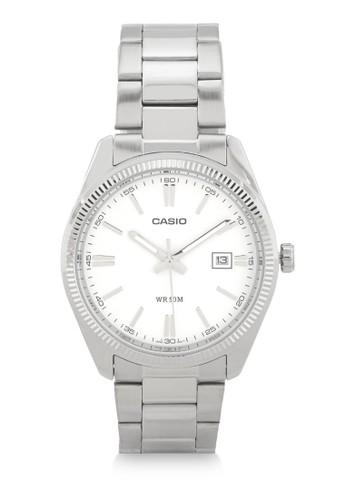 Casio silver Casio Men MTP-1302D-7A1VDF Silver 9B0A5AC9CD5C11GS_1
