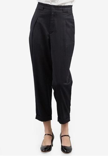 Berrybenka black Elinda Pants B33A6AA962F716GS_1