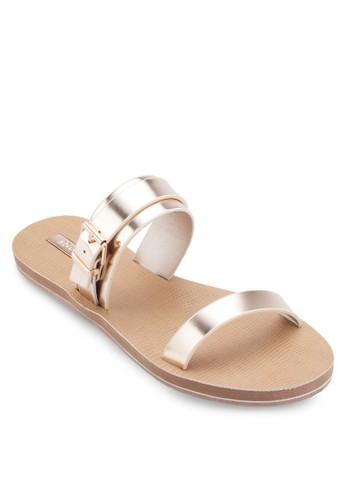 Sesprit官網ame 雙帶涼鞋, 女鞋, 涼鞋