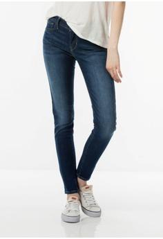 05ec5eacf9818 Levi's blue 710 Super Skinny Jeans LE843AA0F0PQSG_1