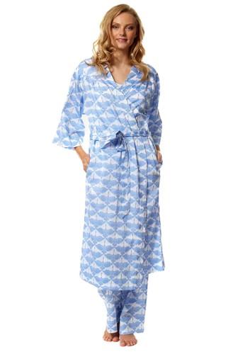 South Bound 印花睡袍、 服飾、 睡衣DeshabilleSouthBound印花睡袍最新折價