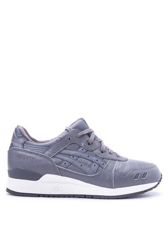 ASICSTIGER grey GEL Lyte III Sneakers AS118SH01YBIPH_1