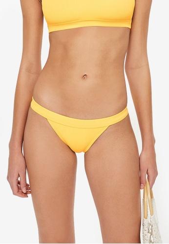 74bb85530ee16 Buy TOPSHOP Ribbed Tanga Bikini Bottoms Online on ZALORA Singapore