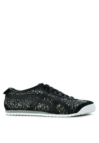 Onitsuka Tiger black Mexico 66 Sneakers ON625SH92IJRPH_1