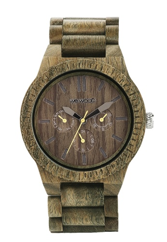 WEWOOD green Kappa Army Watch 46mm 881A8AC4FD4E28GS_1