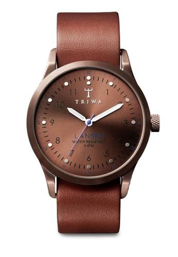 數字皮革圓錶zalora退貨, 錶類, 皮革錶帶