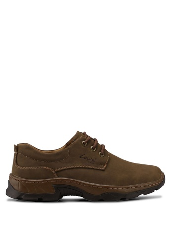 Louis Cuppers brown Smart Casual Shoes 82FFESH99E7B93GS_1