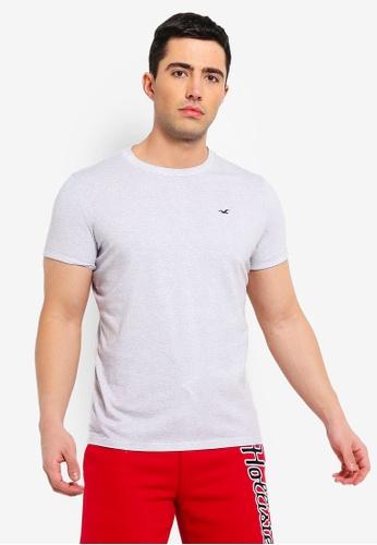 0206f6c4 Buy Hollister Muscle Fit T-Shirt Online | ZALORA Malaysia