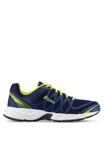 Legas blue Evo LA Men's Shoes LE684SH0S2MZMY_1