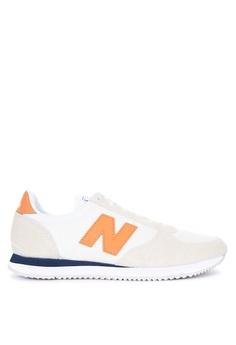 finest selection 878d1 2329b New Balance beige 220 Classic Sneakers 287B5SH091390FGS 1
