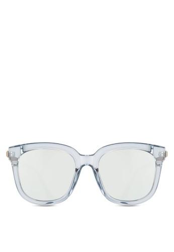 Yakira 方框太陽眼esprit 尖沙咀鏡, 飾品配件, 方框