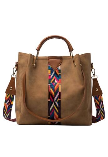 Twenty Eight Shoes Faux Leather Fashionable Shoulder Bags ZDL0305 82E91ACA6C55DFGS_1