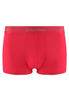Light Micro Low Rise Boxers - Calvin Klein Underwear