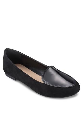 Pilar 麂皮esprit outlet台北拋光鞋頭平底鞋, 女鞋, 鞋