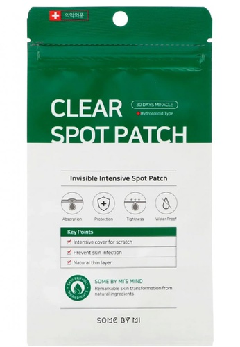 SOMEBYMI Somebymi  30 Days Miracle Clear Spot Patch 18 patches 0D63DBE353BA19GS_1