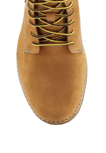 Timberland yellow Brookton 6 Inch Lace Up Boots 07255SH82B9687GS_1