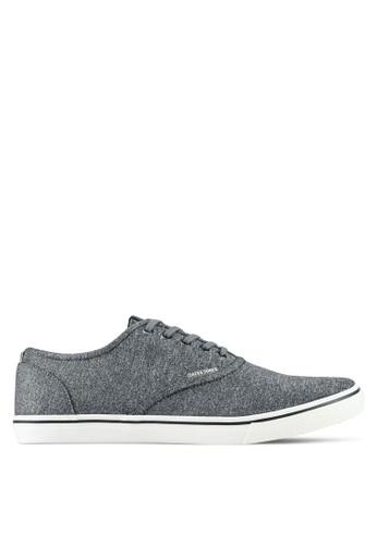 Jack & Jones brown Heath Melange Castlerock Sneakers C6390SH83AF436GS_1