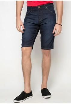 Kurt Stripe Weft Shorts