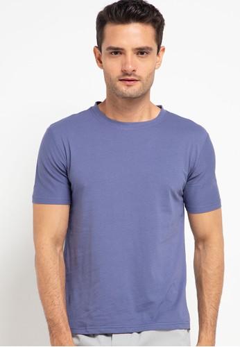 XXMAKE blue XXC111 CowboyBlue T-Shirt Polos Pria 76861AADE262EBGS_1