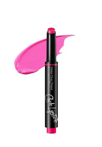 BEAUTYMAKER pink Water Drop Tinted Click Lipstick - Sweet Berry BE114BE79FZGSG_1