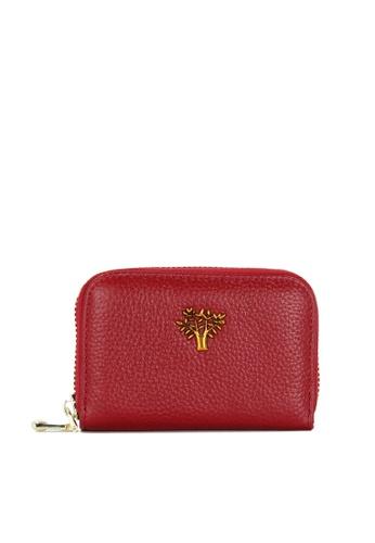 HAPPY FRIDAYS Zipper Organ Leather Wallet JN515 19C1AACE12773BGS_1