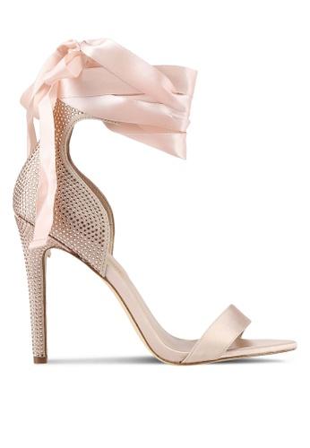 ALDO pink Mirilian Heels AL087SH0S3U6MY_1