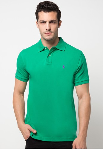 Polo Basic Mens Short Sleeve
