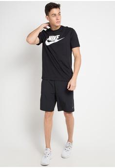 3e04ffde011adb Nike As Men's Nsw Icon Futura Tee S$ 42.00. Sizes S M L XL