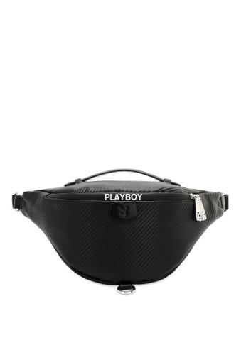 Playboy black Waist Bag 93220AC26D4E20GS_1