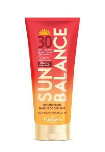 Farmona SUN BALANCE Waterproof Suntan Lotion SPF30 A795DBEFF39139GS_1