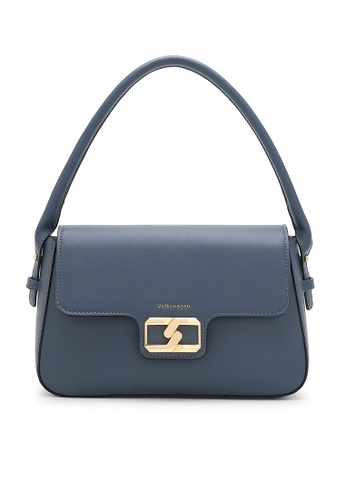 Volkswagen blue Women's Hand Bag / Top Handle Bag E2422AC1A0F2A5GS_1