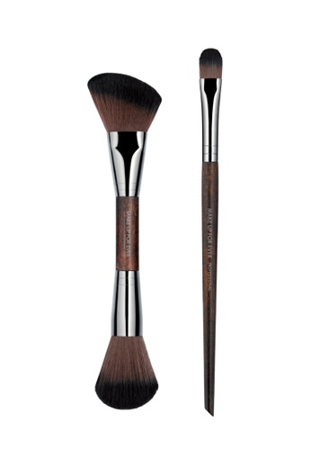 MAKE UP FOR EVER multi Cult Brush Exclusive Set A8ED0BE63F4FDBGS_1