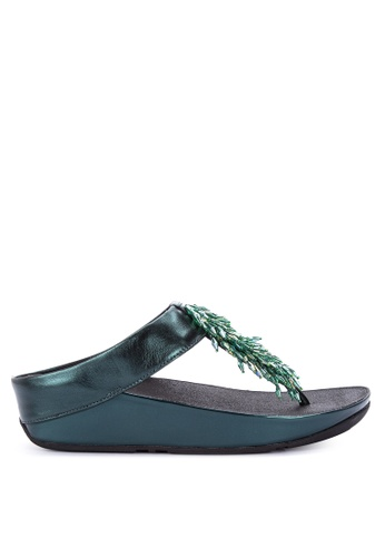 20583f3fb8df Shop Fitflop Rumba Toe Thong Sandals Online on ZALORA Philippines