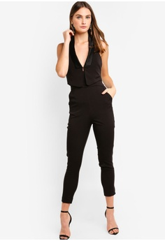 e2c597022750 77% OFF Lavish Alice Double Layer Tuxdeo Tailored Leg Jumpsuit S  161.90  NOW S  37.90 Sizes 10