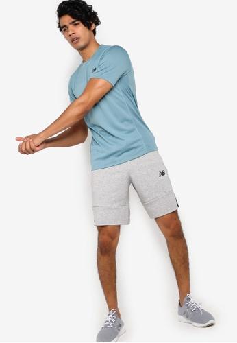 de5cf7707 Buy New Balance Max Intensity Short Sleeve Tee Online on ZALORA Singapore