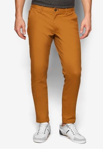 簡約修身長褲、 服飾、 服飾UniqTee簡約修身長褲最新折價