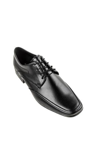 Otto black Lace-up Shoes 663D2SH66CC35CGS_1
