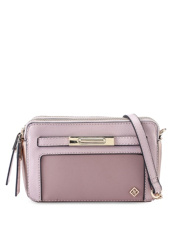 Call It Spring pink Blakelyy Crossbody Bag CB5ABACEC817F9GS_1