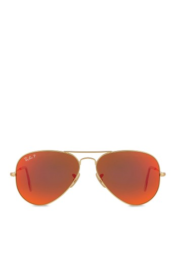 Aviator Mirror Polarizeesprit outlet台北d 墨鏡, 飾品配件, 飾品配件