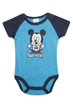 Newborn Mickey Mouse Onesie