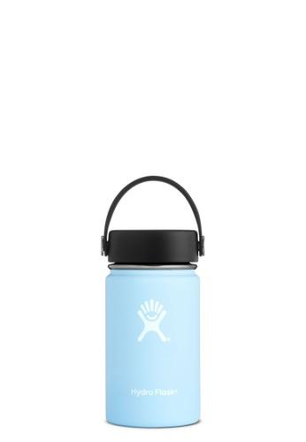 Hydro Flask blue Hydroflask Wide Mouth W/Flex Cap Frost 12Oz 78E6AAC68EBC43GS_1