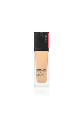 Shiseido Shiseido Makeup Synchro Skin Self-Refreshing Foundation - 160 Shell 7646BBEA93A802GS_1