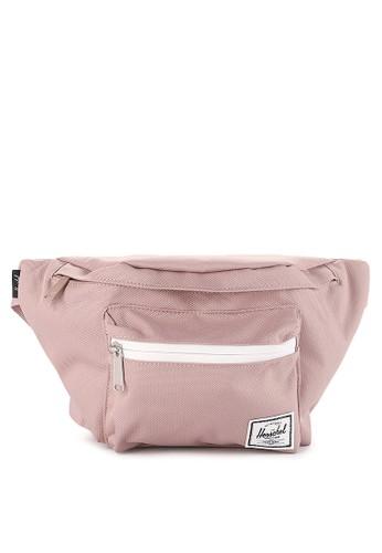 Herschel pink Seventeen Hip Pack 887CCAC27B04BDGS_1