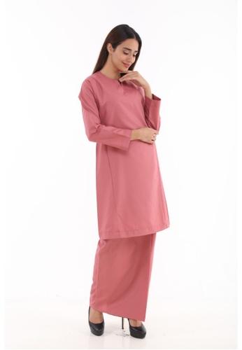 Amar Amran pink Baju Kurung Pahang Qirana 2AD02AADB3B3A9GS_1