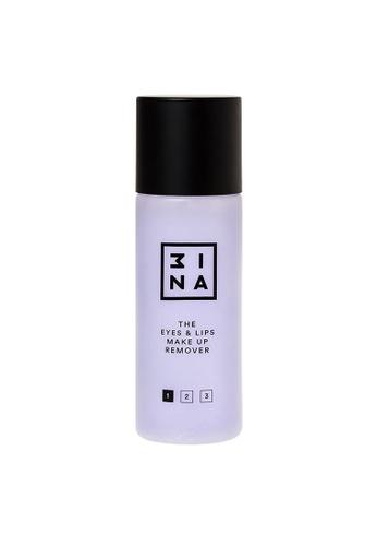 3INA Eyes & Lips Makeup Remover BC107BE5B4E328GS_1