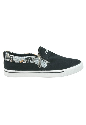 midzone black EGM Canvas Sneaker MI949SH15IEIMY_1
