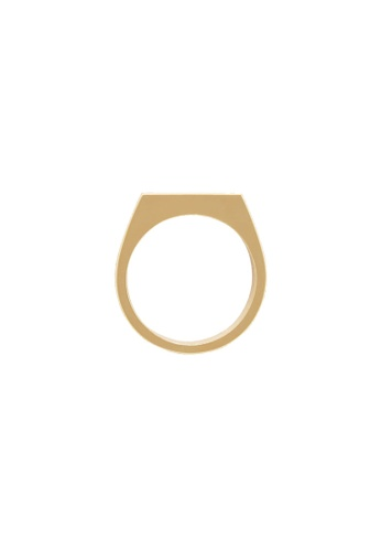 Cos gold Signet Ring 39247AC339479EGS_1