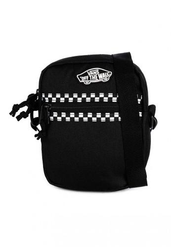 Vans black Street Ready II Crossbody Bag 37525AC676F0E8GS_1