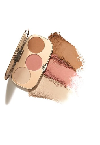 Jane Iredale brown GreatShape Contour Kit - Cool 31118BE8FA38BAGS_1